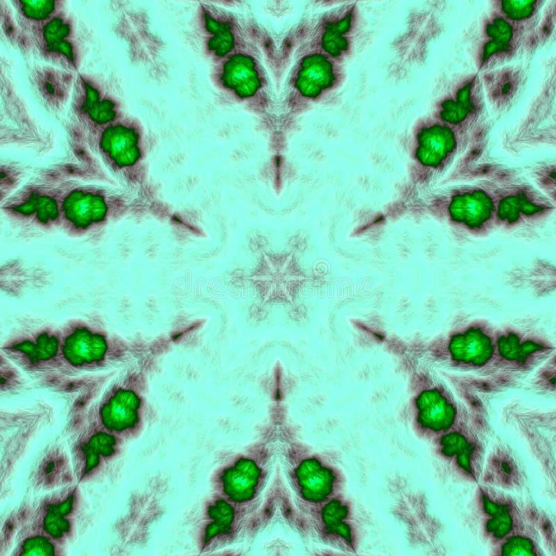 Modèle sans couture abstrait géométrique avec l'effet de soulagement 3d illustration de vecteur
