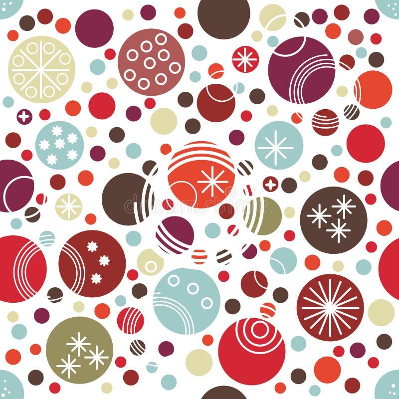 Download Modèle Sans Couture De Fête Avec Le Point De Polka Drôle De La Taille Différente Illustration de Vecteur - Illustration du moderne, brun: 77159680