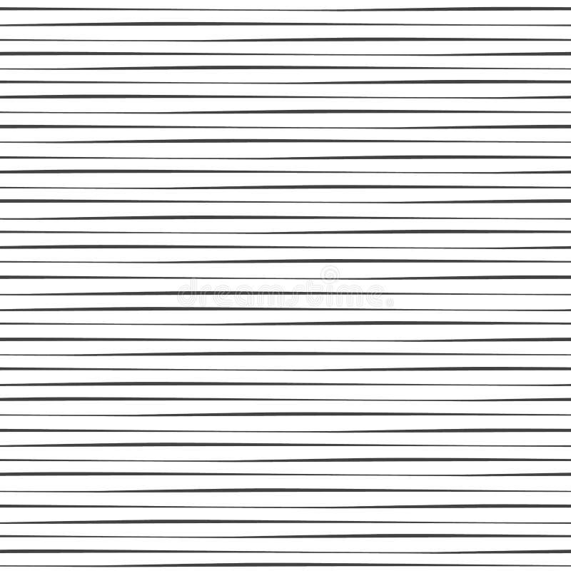 Modèle sans couture de Geomentic avec des lignes illustration stock
