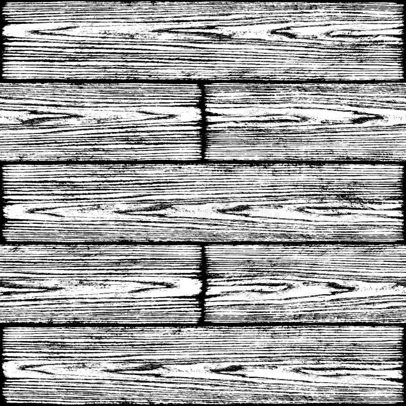 Modèle sans couture de texture en bois réaliste photographie stock libre de droits