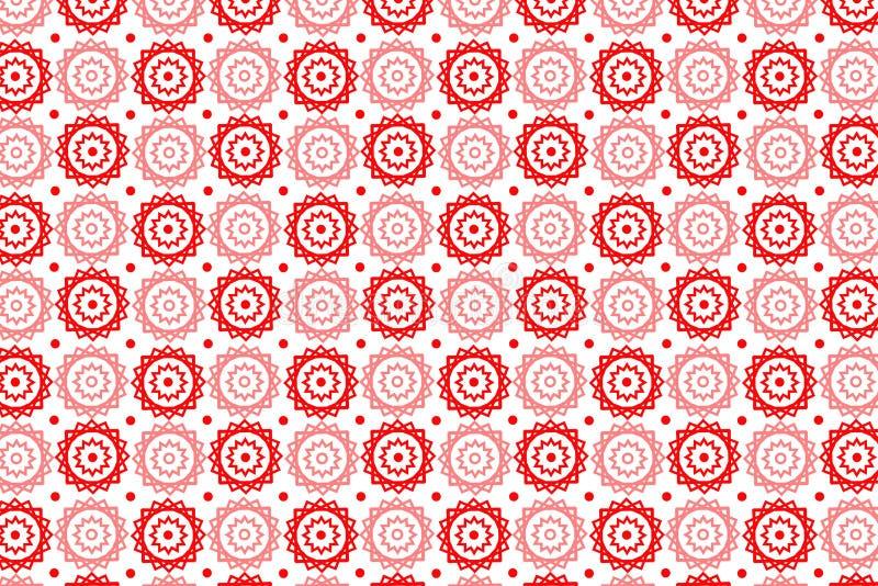 Modèle sans couture de vecteur - EPS-10 Illustration de vecteur illustration libre de droits