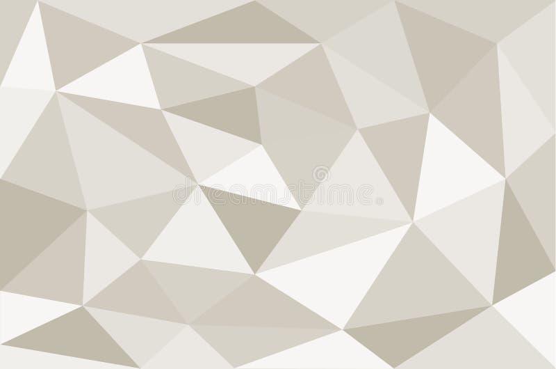Modèle sans couture de vecteur géométrique simple moderne avec la ligne texture d'or sur le fond blanc Papier peint abstrait lége illustration de vecteur