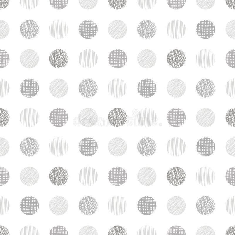 Modèle sans couture de vecteur, illustration graphique illustration libre de droits