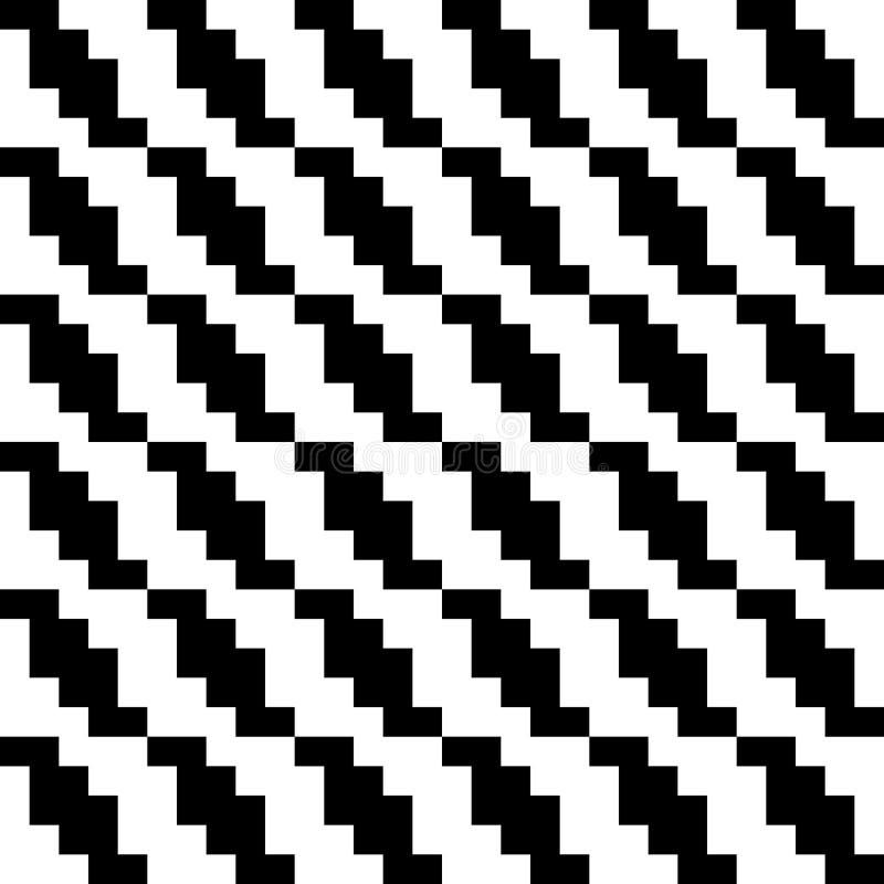 Modèle sans couture des formes géométriques illustration de vecteur