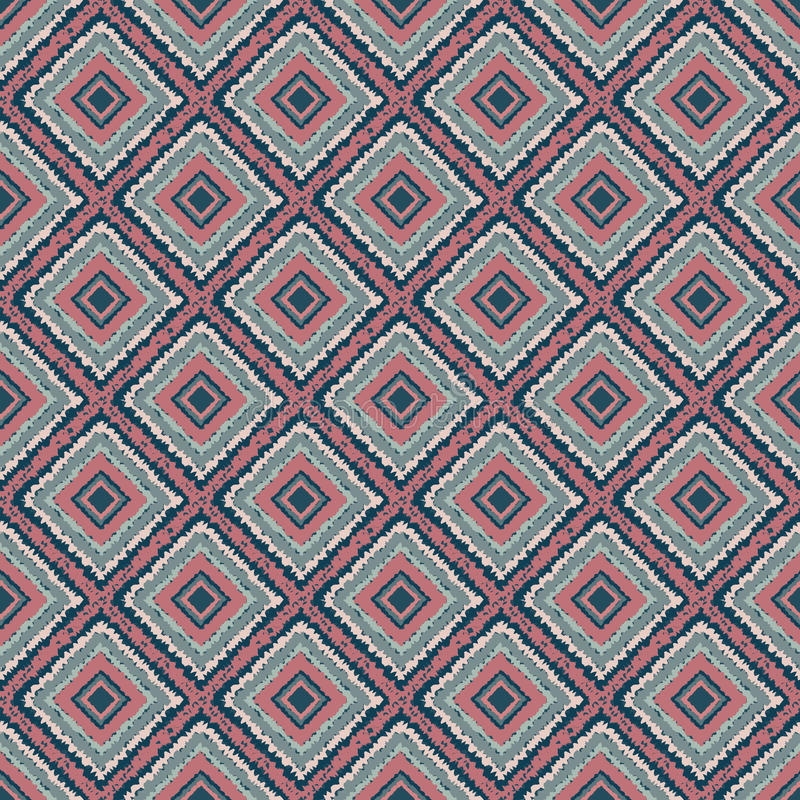 Download Modèle Sans Couture Ethnique Tribal Illustration de Vecteur - Illustration du culture, primitif: 56478182