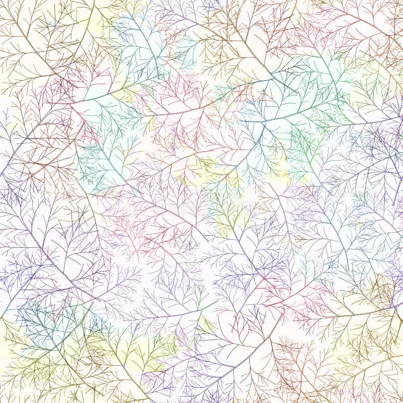 Modèle sans couture floral. Vecteur, ENV 10 illustration libre de droits
