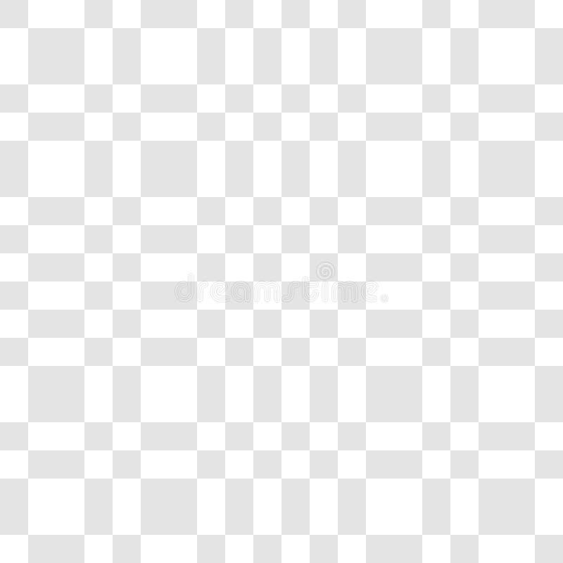 Modèle sans couture géométrique à carreaux gris et blanc de vecteur subtil avec des places illustration stock