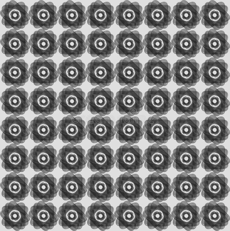 Modèle sans couture géométrique photographie stock