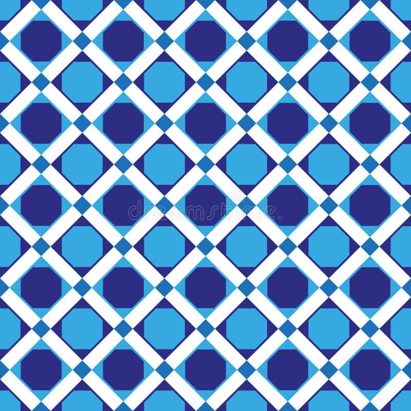 Modèle sans couture géométrique photo stock