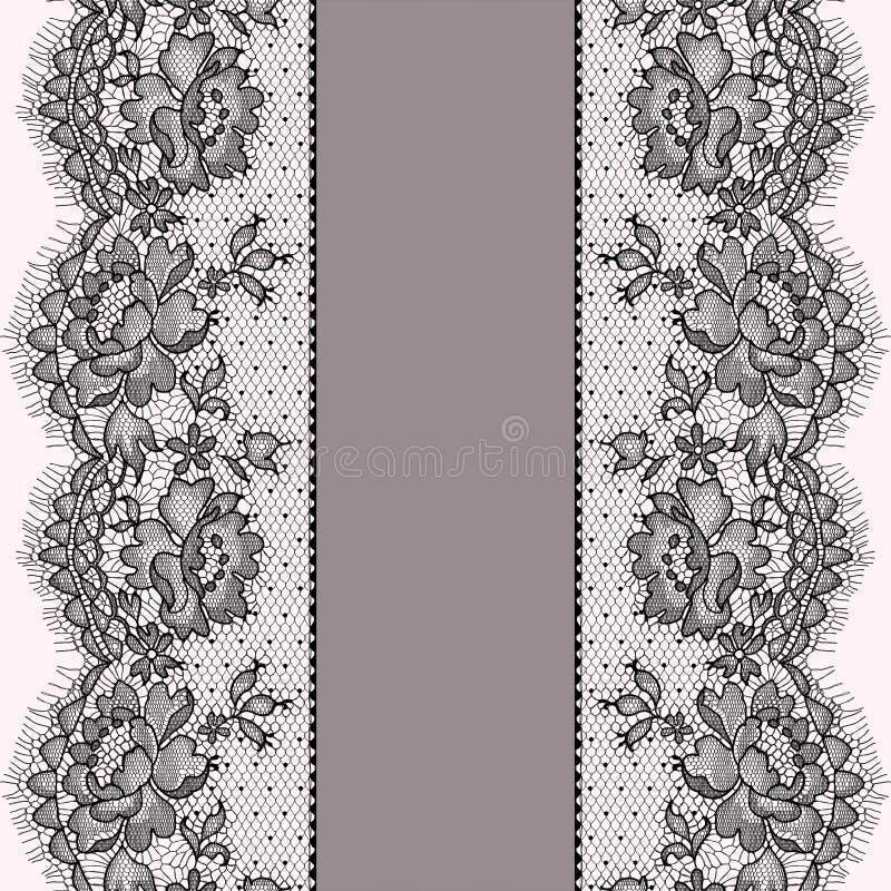 Modèle sans couture vertical illustration de vecteur