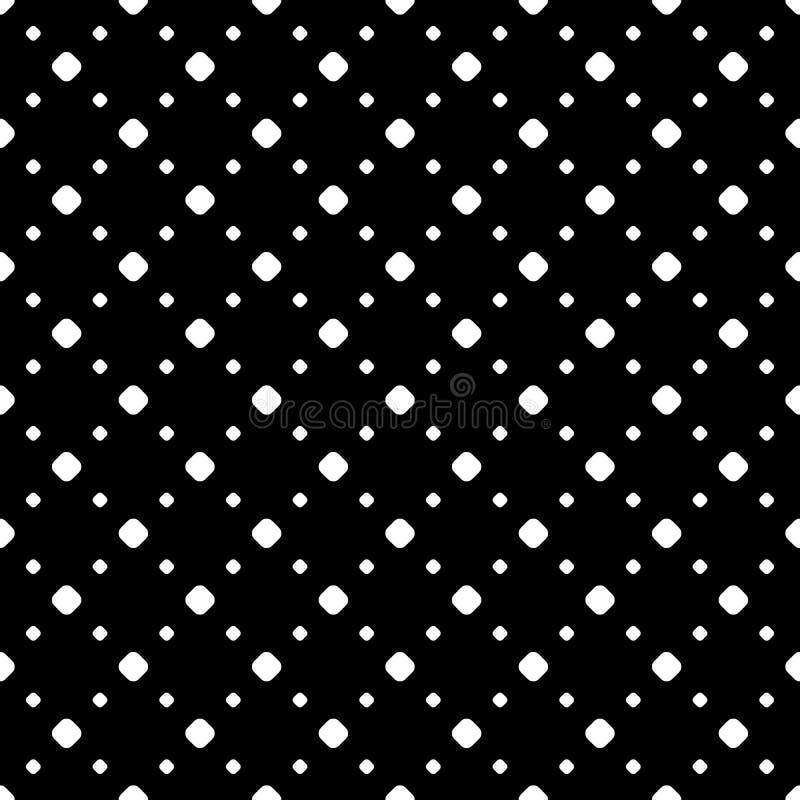 Modèle simple de minimaliste de point de polka illustration de vecteur