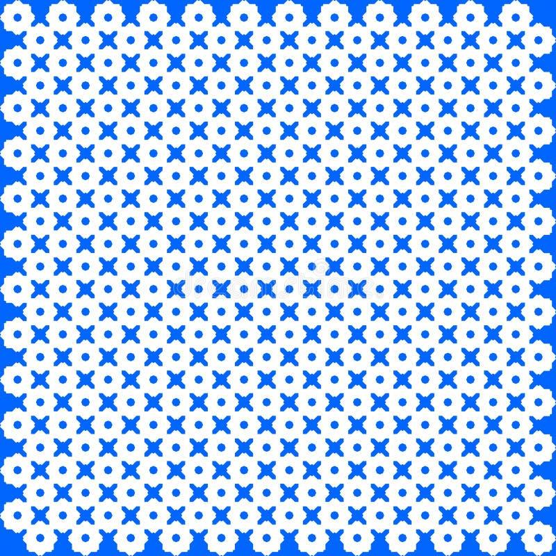 Modèle/texture bleus abstraits uniques photos libres de droits