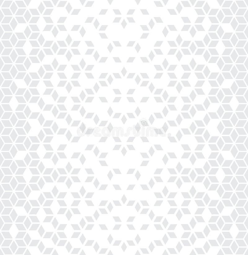 Modèle tramé minimal graphique noir et blanc géométrique abstrait illustration stock
