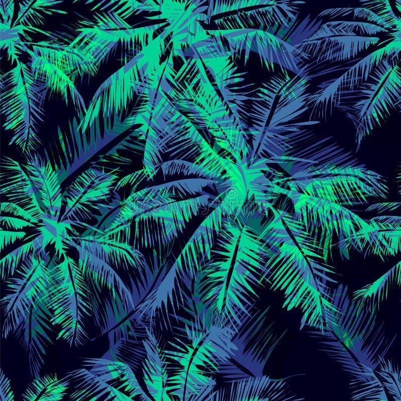 Modèle tropical 15 illustration libre de droits