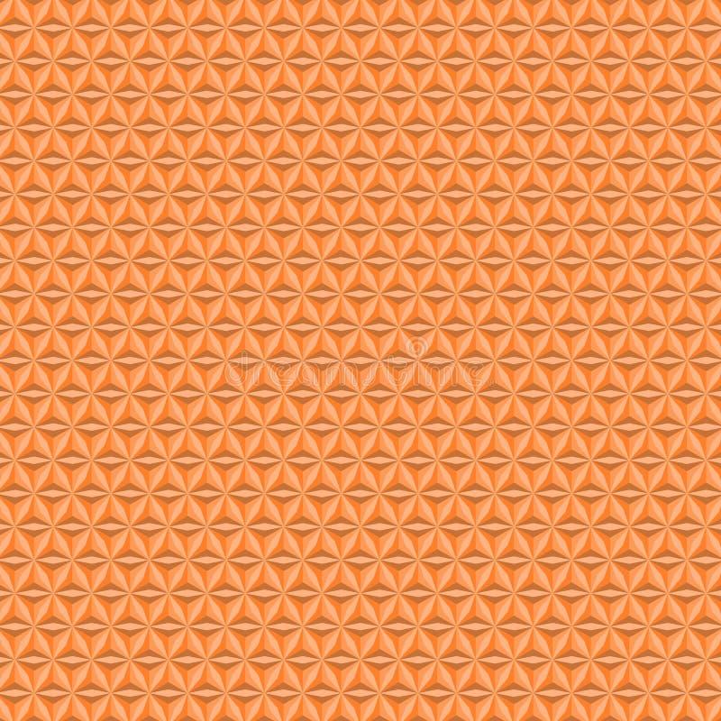 Modèle unique de triangle images libres de droits