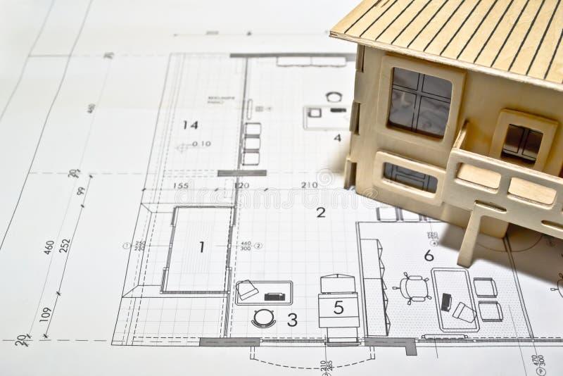 Modèles architecturaux image libre de droits