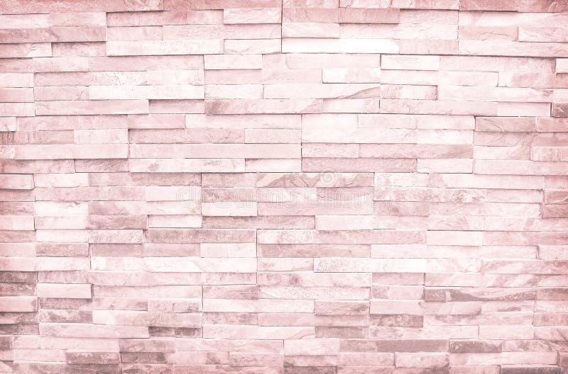 Modèles brun clair d'abrégé sur mur en pierre pour la texture ou le fond photographie stock libre de droits