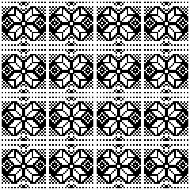 Download Modèles Géométriques Noirs Abstraits Sur Un Fond Blanc Illustration de Vecteur - Illustration du cache, tissu: 77157209