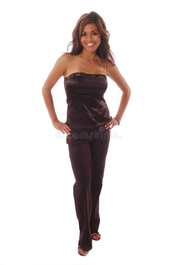 mod 4 formalnej kobieta zdjęcia stock
