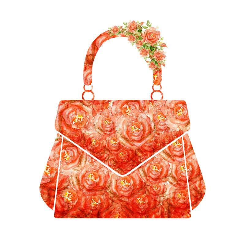 Mod kobiet torba zdjęcie royalty free