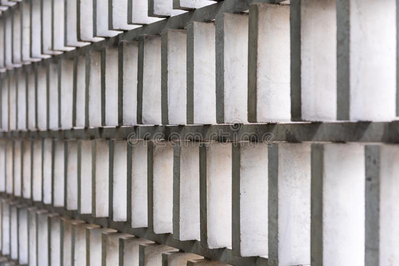 Mod?le de mur de ciment photo libre de droits