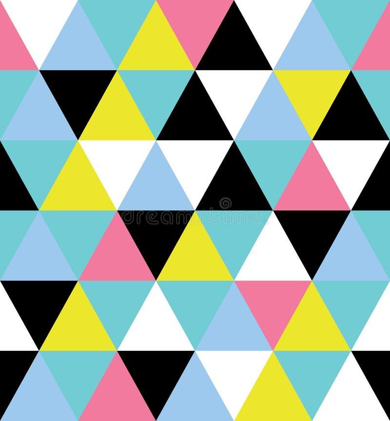 Mod?le g?om?trique triangulaire de luxe ?l?gant Illustration courante abstraite de vecteur pour la conception ext?rieure, couvert illustration libre de droits