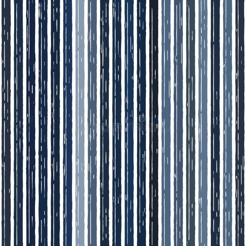 Mod?le sans couture color? gris de rayures en m?tal Fond en acier abstrait raies illustration libre de droits