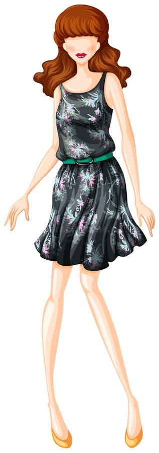 Moda libre illustration