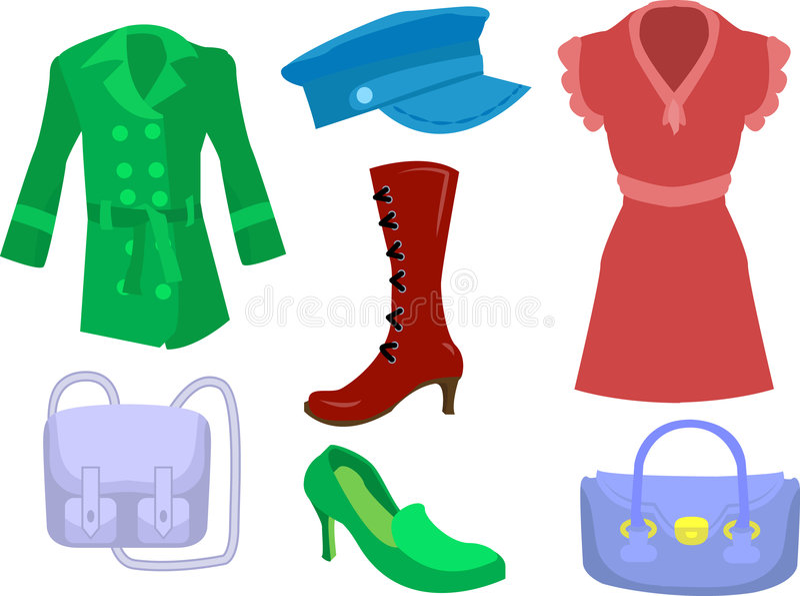 moda royalty ilustracja