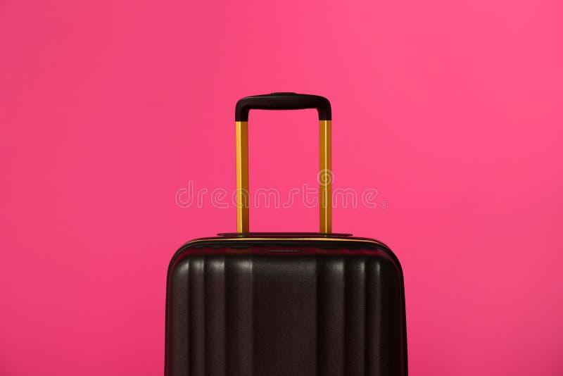 ? moda continue a mala de viagem foto de stock royalty free