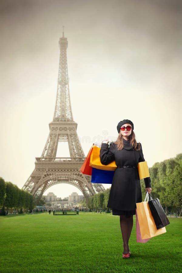 moda francuz obrazy stock