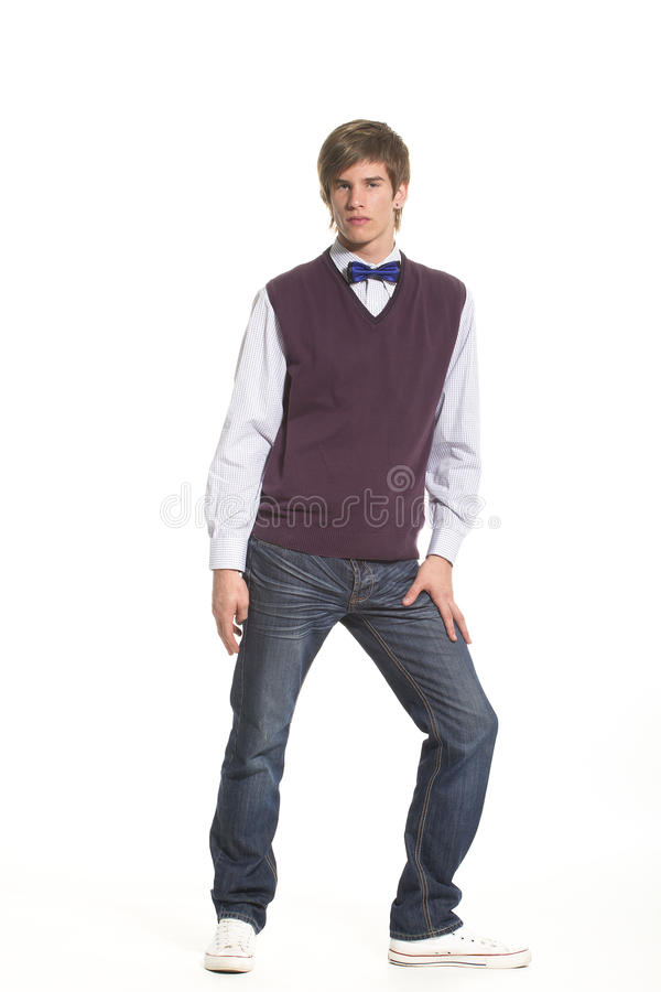 moda mężczyzna zdjęcie stock