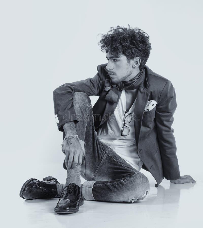 Moda mężczyzna obrazy stock