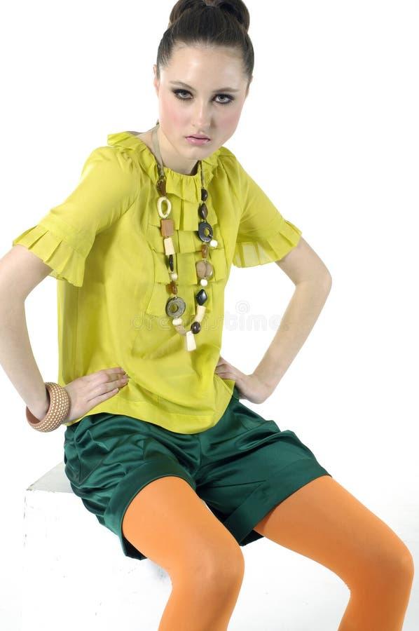 moda model zdjęcia stock