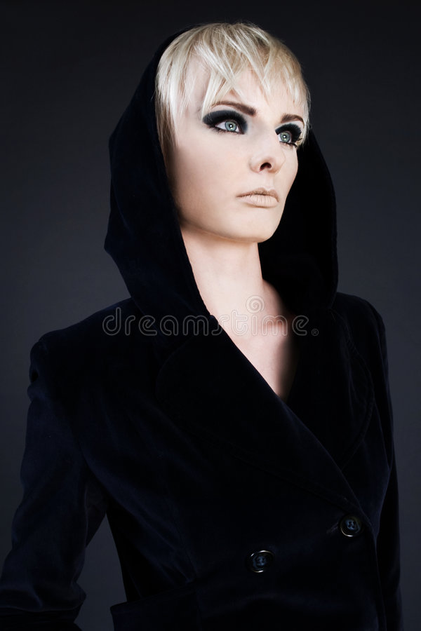 moda model obrazy royalty free