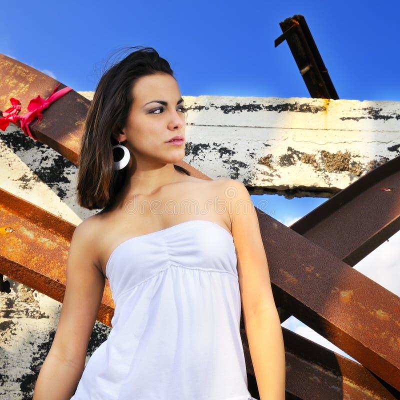 moda nastoletnia zdjęcie royalty free