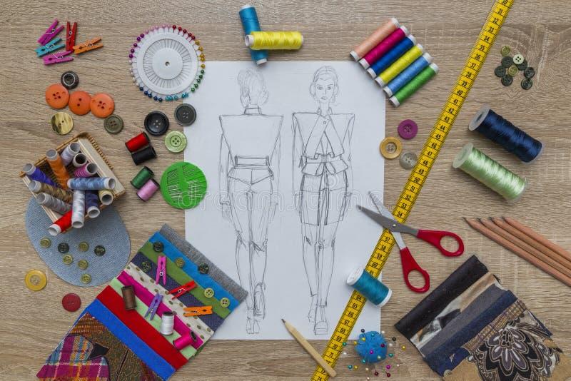 Moda projekt zdjęcia stock