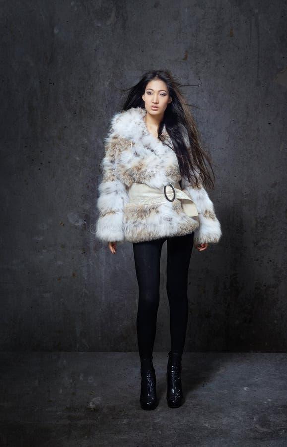 moda wietrzna zdjęcia royalty free