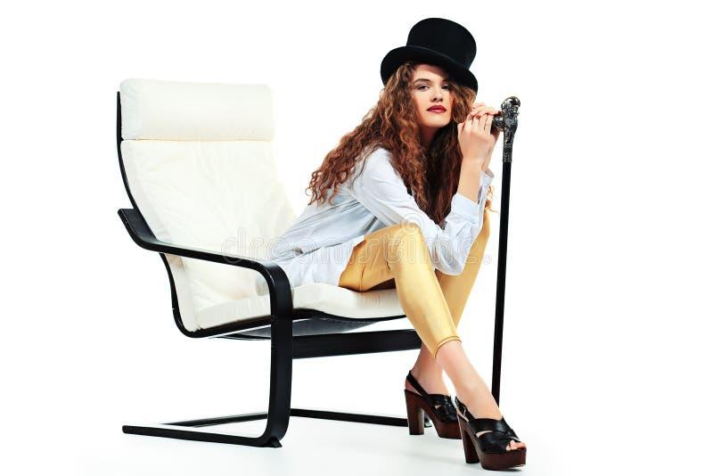 Mode élégante images stock