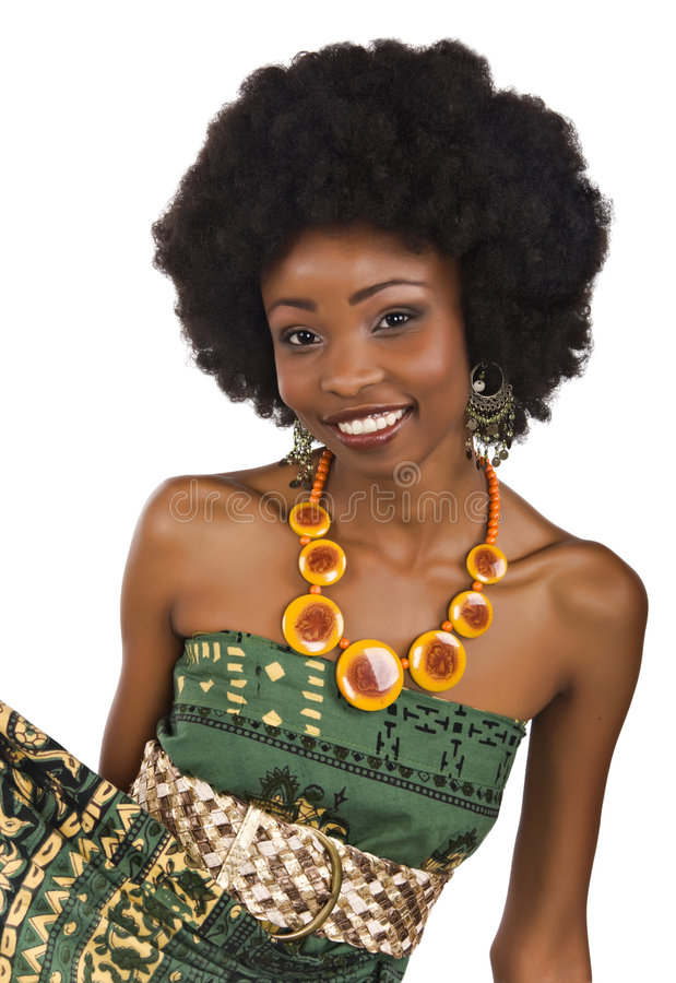 Mode africaine images stock