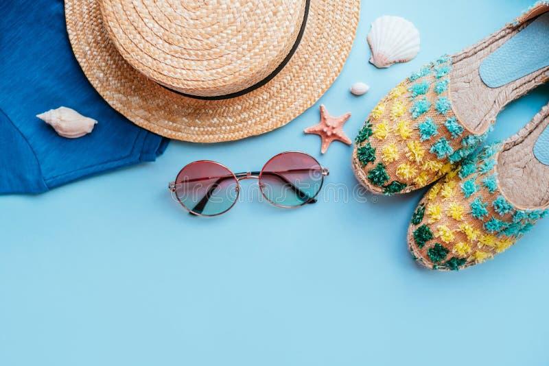 Mode d'été flatay photo libre de droits