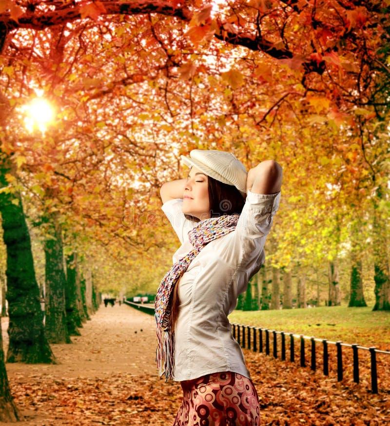 Mode d'automne images libres de droits