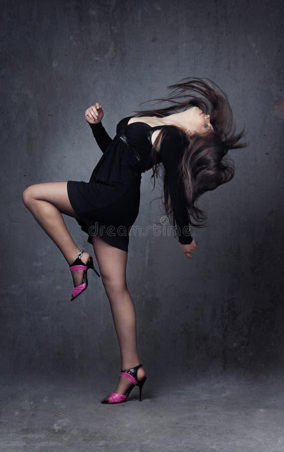 Mode de danse images libres de droits