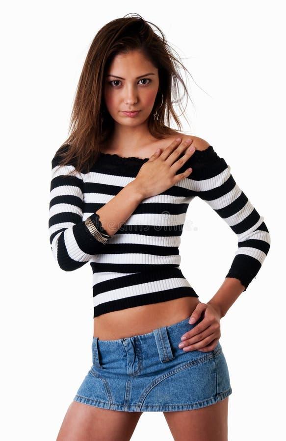 Mode de femme photos libres de droits