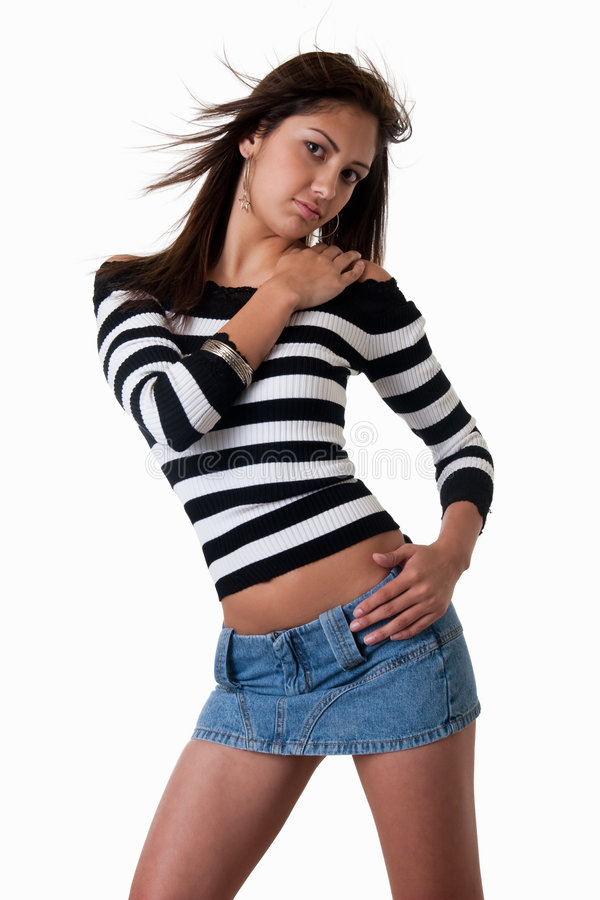 Mode de femme photos stock