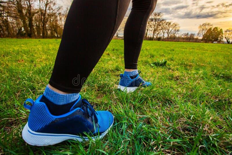 Mode de vie actif d'athl?te de sport photos libres de droits