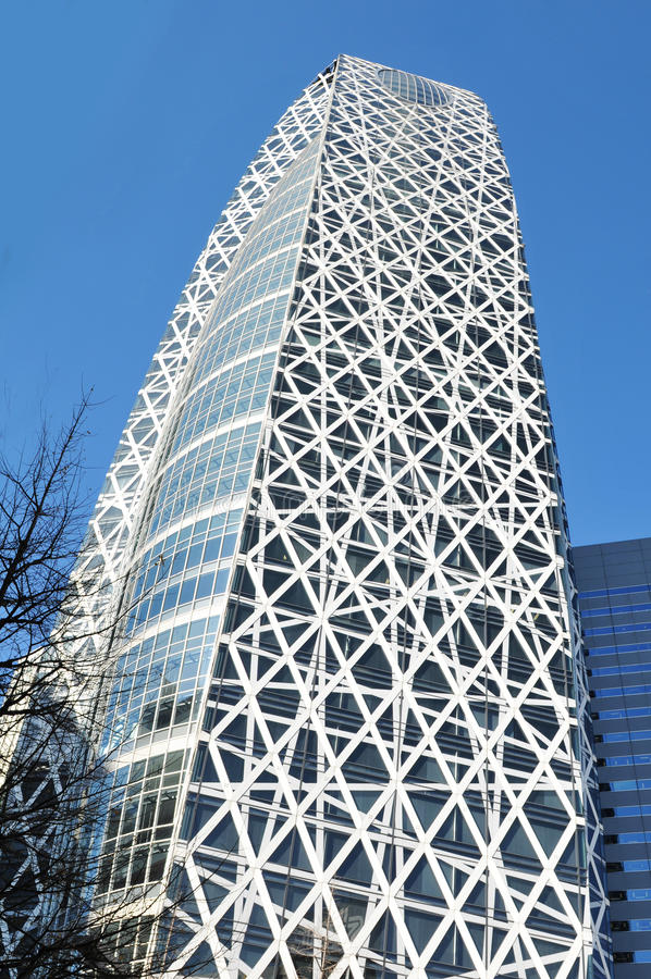 Download Mode Gakuen Cocoon Tower editorial photography. Image of architecture - 23665372