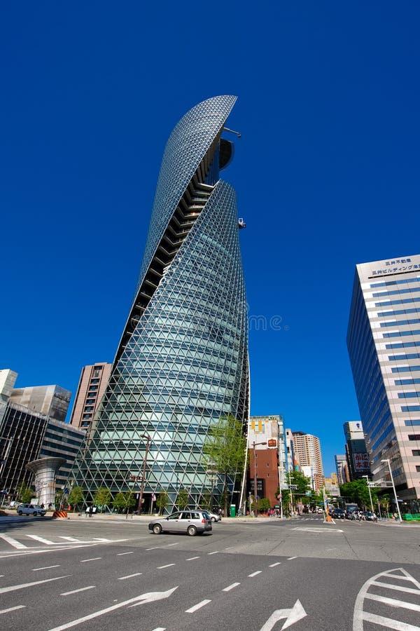 Mode Gakuen Spiral Towers stock photo