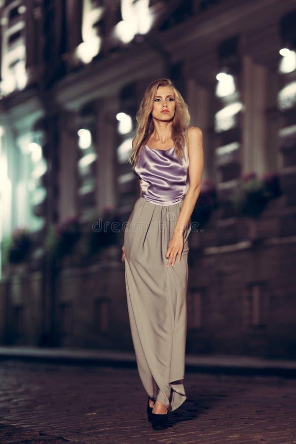 Mode i staden royaltyfria foton