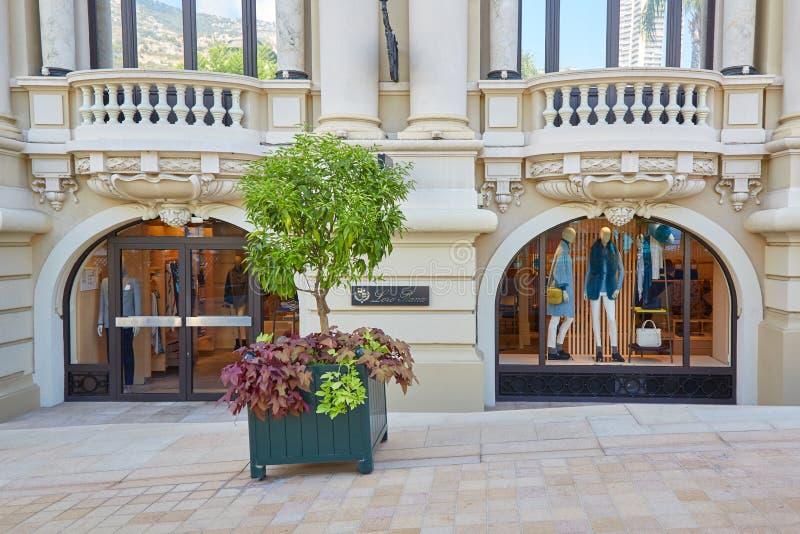 Monte Carlo Kleidung
